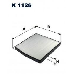 FILTR KABINOWY FILTRON K1126