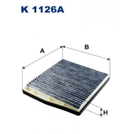 FILTR KABINOWY FILTRON K1126A
