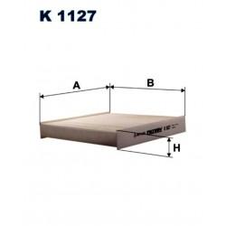 FILTR KABINOWY FILTRON K1127