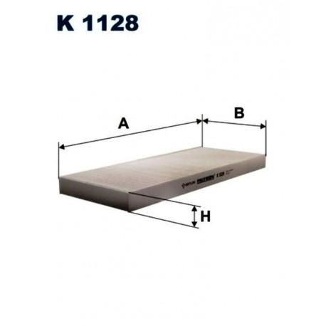 FILTR KABINOWY FILTRON K1128