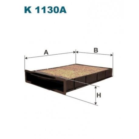 FILTR KABINOWY FILTRON K1130A