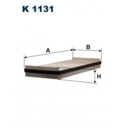 FILTR KABINOWY FILTRON K1131