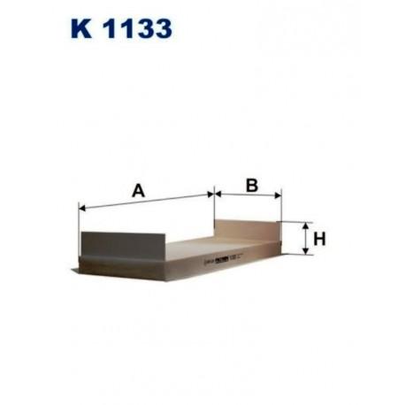 FILTR KABINOWY FILTRON K1133