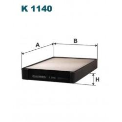 FILTR KABINOWY FILTRON K1140