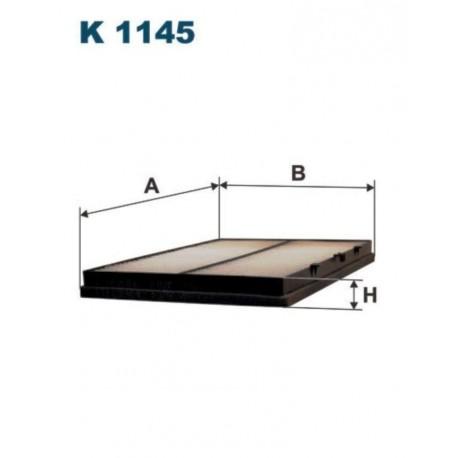FILTR KABINOWY FILTRON K1145
