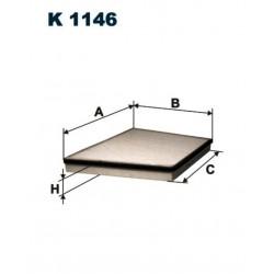 FILTR KABINOWY FILTRON K1146