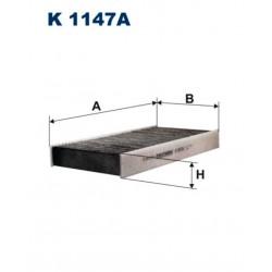 FILTR KABINOWY FILTRON K1147A