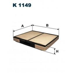FILTR KABINOWY FILTRON K1149