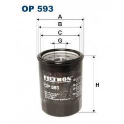 FILTR OLEJU FILTRON OP593
