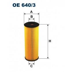 FILTR OLEJU FILTRON OE640/3