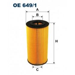 FILTR OLEJU FILTRON OE649/1