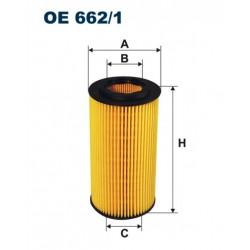 FILTR OLEJU FILTRON OE662/1