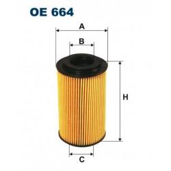 FILTR OLEJU FILTRON OE664
