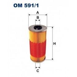 FILTR OLEJU FILTRON OM591/1