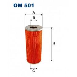FILTR OLEJU FILTRON OM501