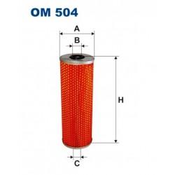 FILTR OLEJU FILTRON OM504