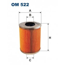 FILTR OLEJU FILTRON OM522
