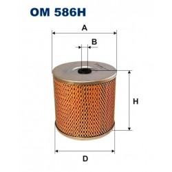 FILTR OLEJU FILTRON OM586H