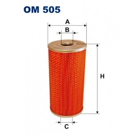 FILTR OLEJU FILTRON OM 505