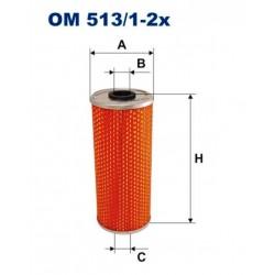 FILTR OLEJU FILTRON OM513/1-2X