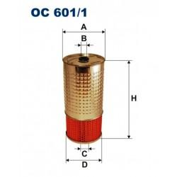 FILTR OLEJU FILTRON OC601/1