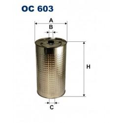 FILTR OLEJU FILTRON OC 603