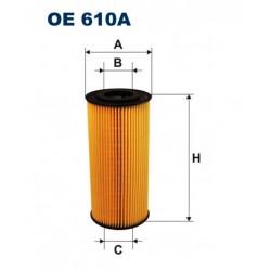 FILTR OLEJU FILTRON OE 610 A