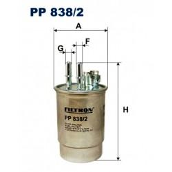 FILTR PALIWA FILTRON PP838/2