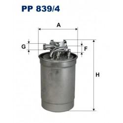 FILTR PALIWA FILTRON PP839/4