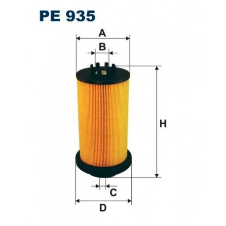 FILTR PALIWA FILTRON PE935