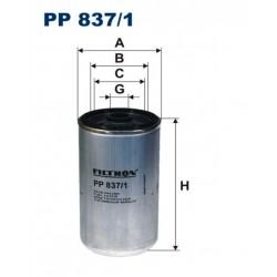 FILTR PALIWA FILTRON PP837/1