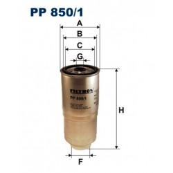FILTR PALIWA FILTRON PP850/1