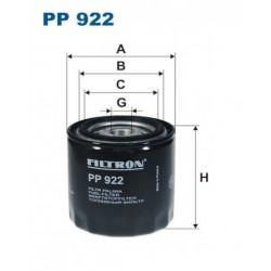 FILTR PALIWA FILTRON PP922
