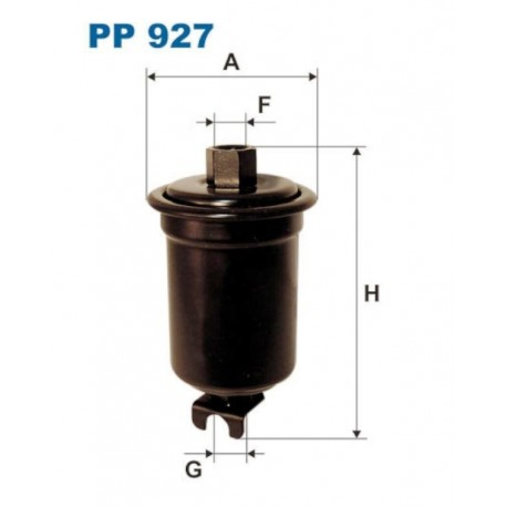 FILTR PALIWA FILTRON PP927