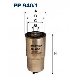 FILTR PALIWA FILTRON PP940/1
