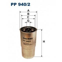 FILTR PALIWA FILTRON PP940/2