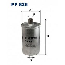 FILTR PALIWA FILTRON PP826