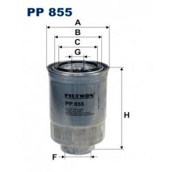 FILTR PALIWA FILTRON PP855