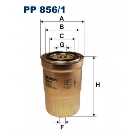 FILTR PALIWA FILTRON PP856/1