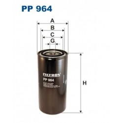 FILTR PALIWA FILTRON PP964