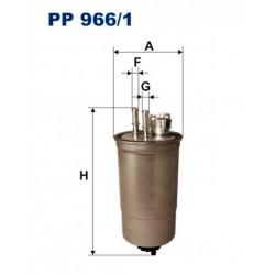 FILTR PALIWA FILTRON PP966/1
