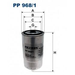 FILTR PALIWA FILTRON PP968/1