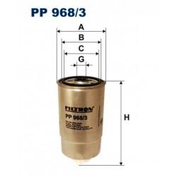 FILTR PALIWA FILTRON PP968/3