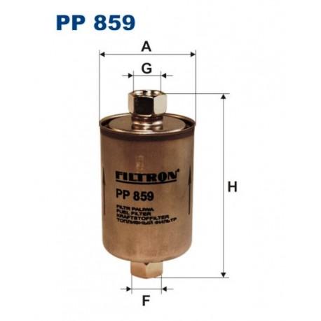 FILTR PALIWA FILTRON PP859