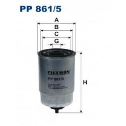 FILTR PALIWA FILTRON PP861/5