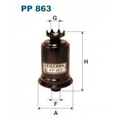 FILTR PALIWA FILTRON PP863