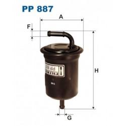 FILTR PALIWA FILTRON PP887
