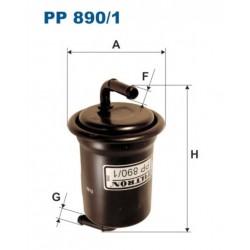 FILTR PALIWA FILTRON PP890/1