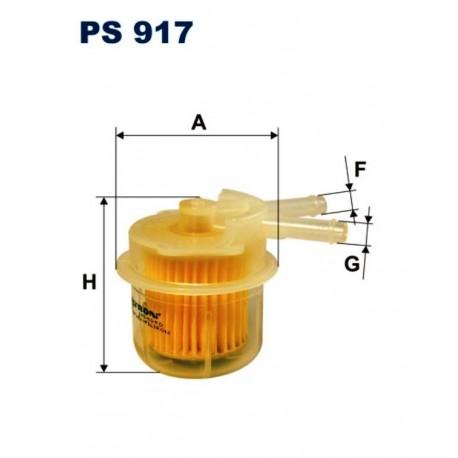FILTR PALIWA FILTRON PS917