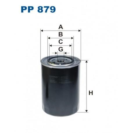 FILTR PALIWA FILTRON PP879